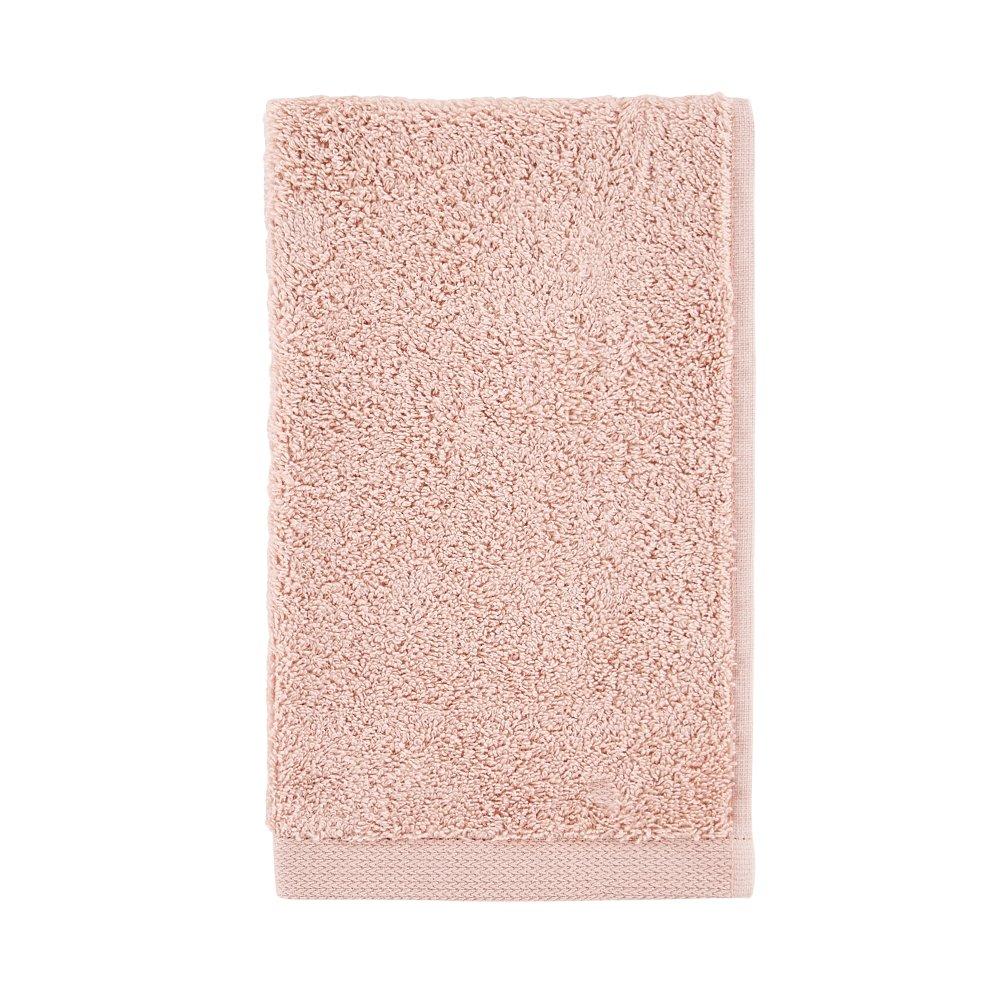 Махровий рушник 50х30см,рожевий