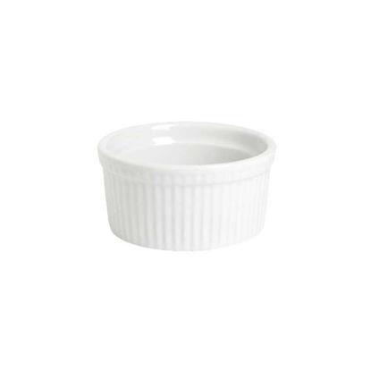 Изображение Форма для запеканки PURO Белый H:4 см. 10120491