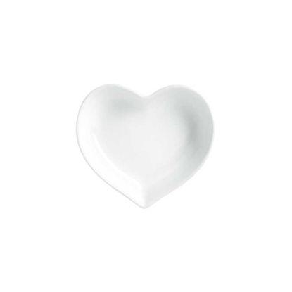 Зображення Блюдце PURO Білий O:7.5 см. 10120651