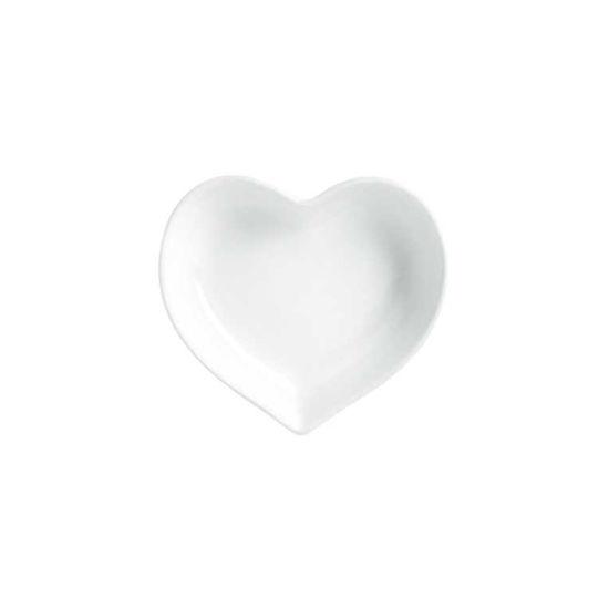 Изображение Блюдце PURO Белый O:7.5 см. 10120651