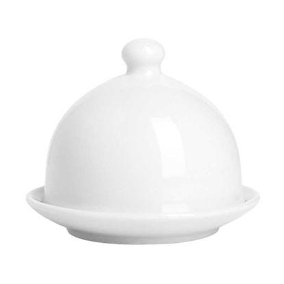 Зображення Маслянка PURO Білий O:9 см. 10120668