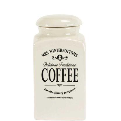 Изображение Емкость для хранения кофе MRS. WINTERBOTTOM'S Белый H:20 см. 10124857