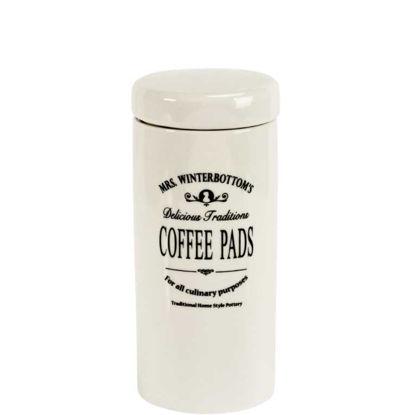 Изображение Емкость для хранения кофейных пакетиков MRS. WINTERBOTTOM'S Белый 10150139