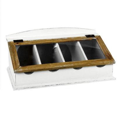 Зображення Підставка для столових приборів CAMPAGNE Білий 46х26х20 см. 10153758