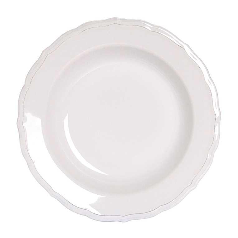 Зображення Тарілка EATON PLACE Білий O:27.5 см. 10172339