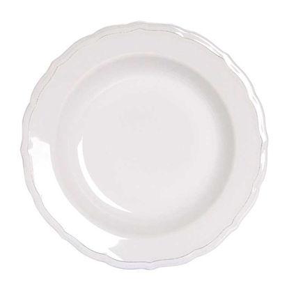 Изображение Тарелка EATON PLACE Белый O:27.5 см. 10172339