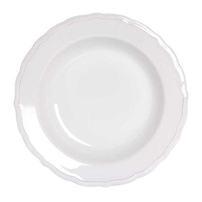 Изображение Миска EATON PLACE Белый O:23.5 см. 10172353