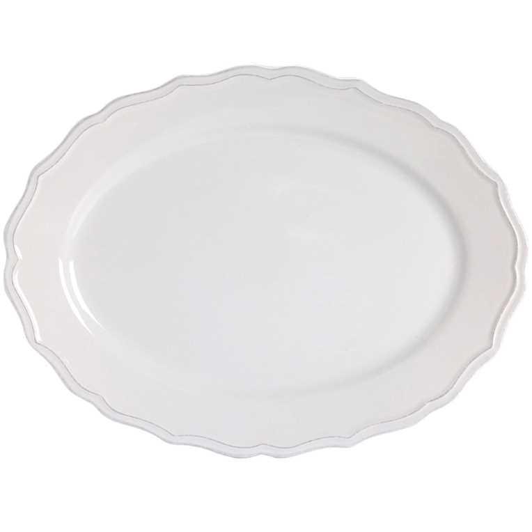 Зображення Блюдо EATON PLACE Білий 34.5х25.5 см. 10172407