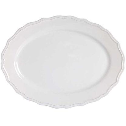 Изображение Блюдо EATON PLACE Белый 34.5х25.5 см. 10172407