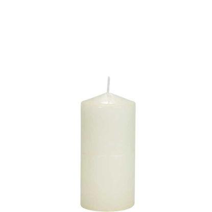Зображення Свічка SACRE COEUR Білий 7х10 см. 10186367