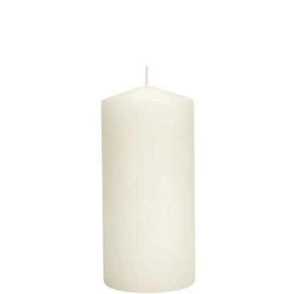 Зображення Свічка SACRE COEUR Білий 7х15 см. 10186374