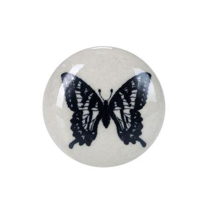 Изображение Ручка для мебели OPEN Белый в сочетании O:4.5 см. 10188547