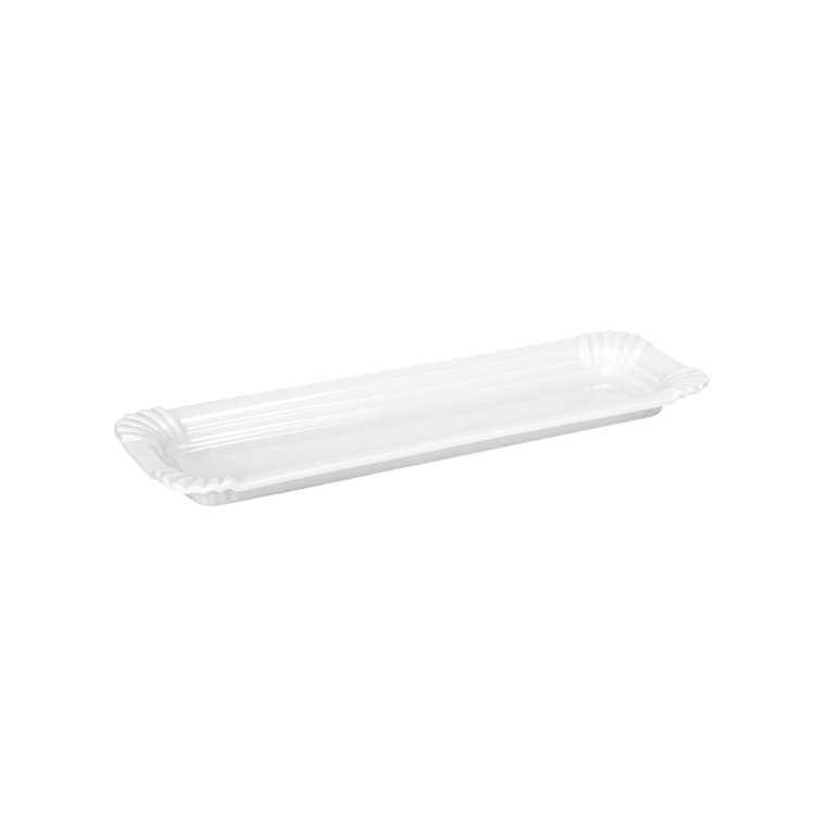 Зображення Блюдо PURO Білий 26х8 см. 10188755
