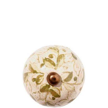Изображение Ручка для мебели OPEN Белый в сочетании O:4 см. 10193041
