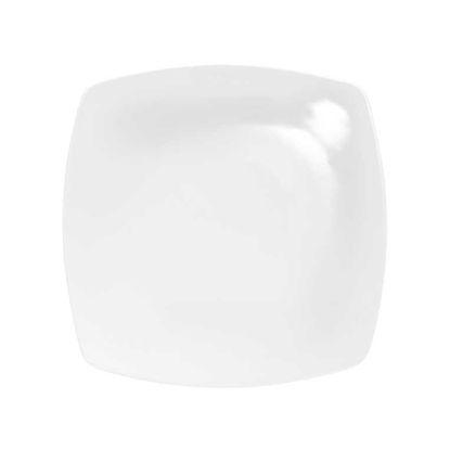 Изображение Тарелка PURO Белый 21х21 см. 10196065