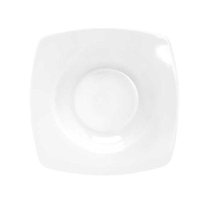 Зображення Тарілка PURO Білий 21х21 см. 10196066