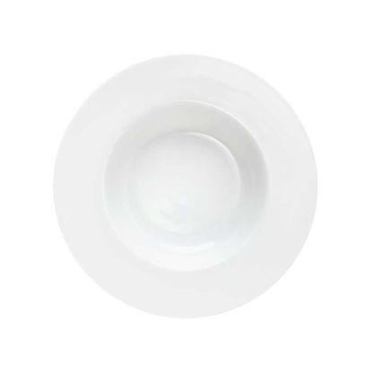 Зображення Тарілка PURO Білий O:24 см. 10196075