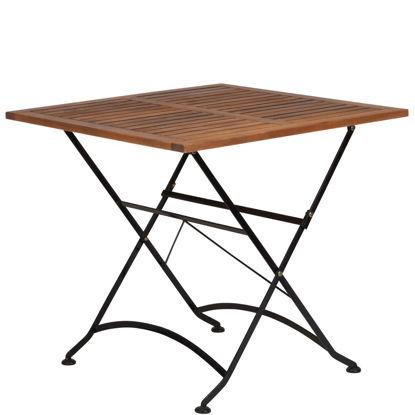 Изображение Стол складной PARKLIFE Бежевый H:75 см. 10196301