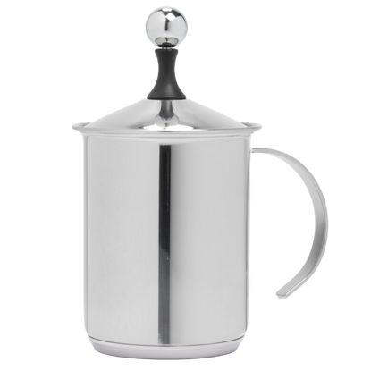 Зображення Чайник для збиття піни молока RAMBA ZAMBA Срібний 10197465