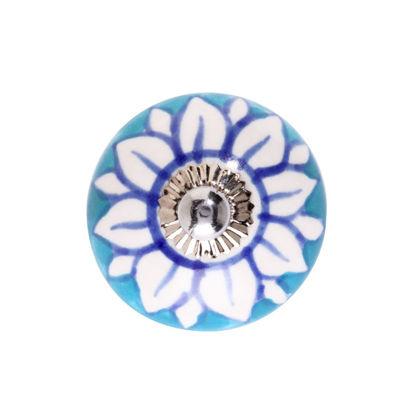 Изображение Ручка для мебели OPEN Синий в сочетании O:3 см. 10197604