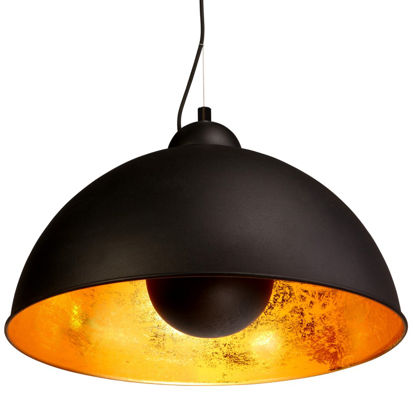 Зображення Лампа стельова SATELLIGHT Чорний O:53 см. H:38 см. 10198986