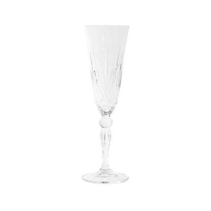 Изображение Бокал для шампанского CRYSTAL CLUB Прозрачный V:160 мл. 10199076