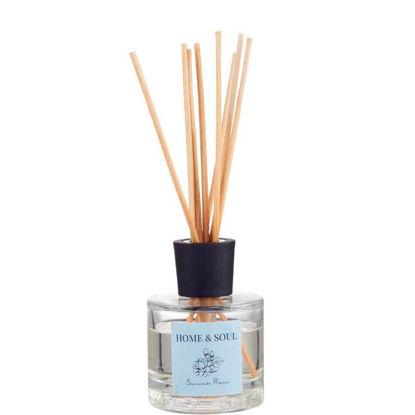 Изображение Ароматизатор с деревянными палочками жидкий HOME & SOUL Бежевый V:100 мл. 10199615