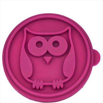 Изображение Форма для печенья BISCUIT Фуксин 7.5х7.5х8.3 см. 10201451