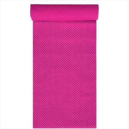 Зображення Підставка під тарілки ADIEU TRISTESSE Рожевий в поєднанні 35х140 см. 10201605
