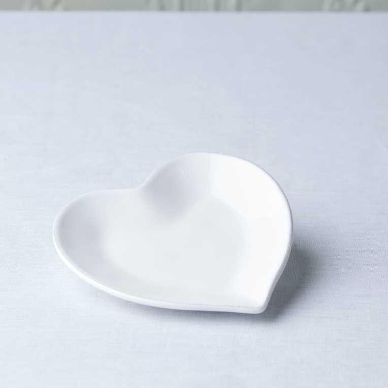 Изображение Тарелка HEART Белый O:20 см. 10201715