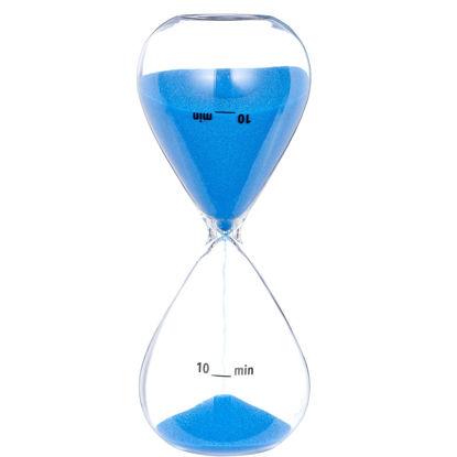 Изображение Часы песочные (на 10 мин) TOP TEN Голубой в сочетании 10202813