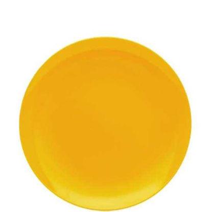 Изображение Тарелка JUNIOR Желтый O:20 см. 10203580