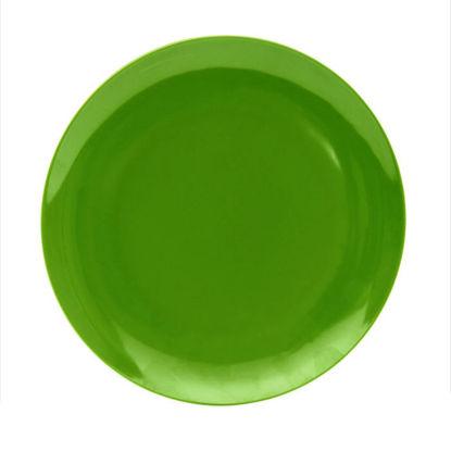 Изображение Тарелка JUNIOR Зеленый O:20 см. 10203581
