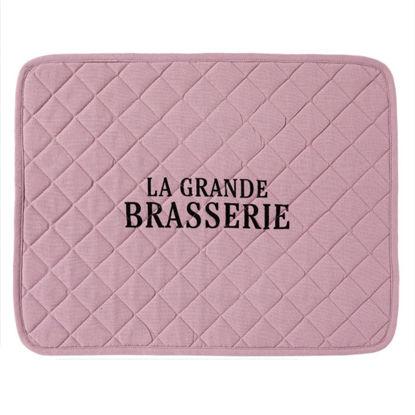 Изображение Подставка под тарелки LA GRANDE BRASSERIE Розовый 45х33 см. 10203820
