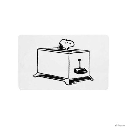 Изображение Подставка под тарелки PEANUTS Белый в сочетании 23.5х14.5 см. 10204393