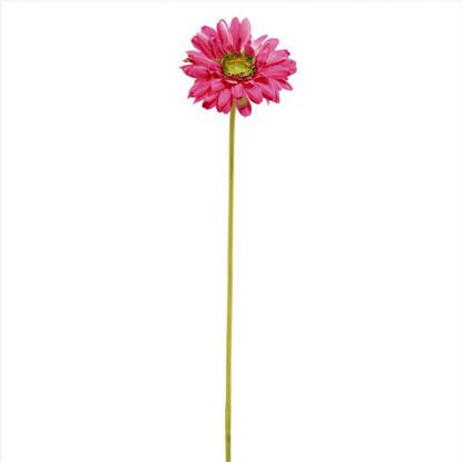 Зображення Гербера штучна FLORISTA Рожевий H:48 см. 10204982