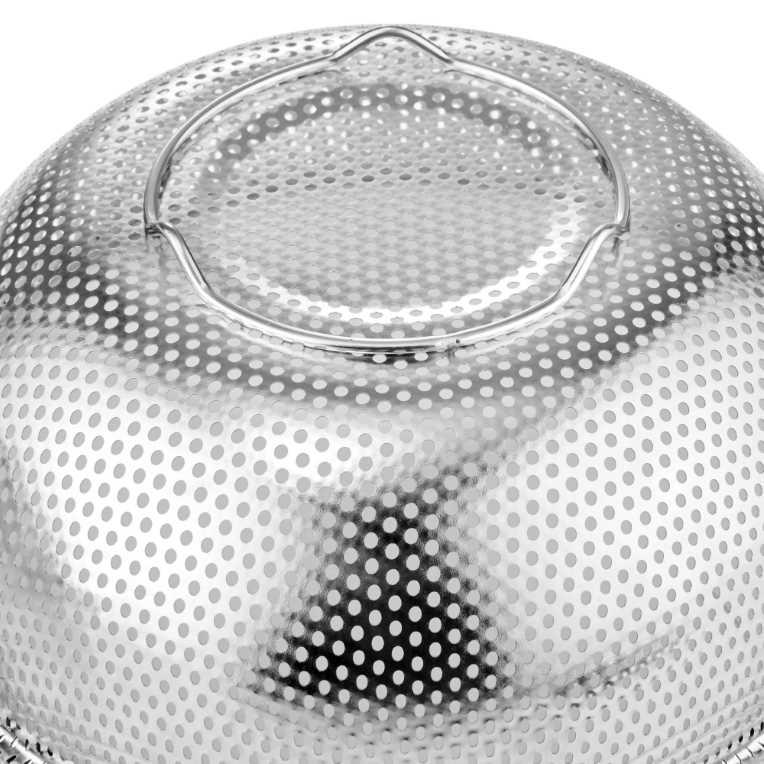 Зображення Друшляк MENUETT Срібний O:24 см. 10205104