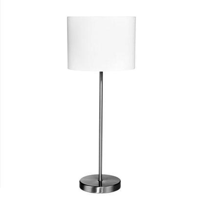 Изображение Лампа настольная STILO Белый H:44 см. 10205301