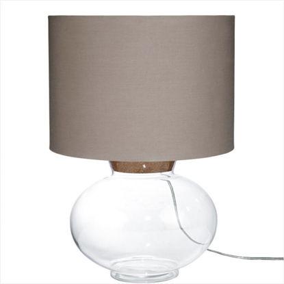 Изображение Лампа настольная LUCY Бежевый 47х30 см. 10205309