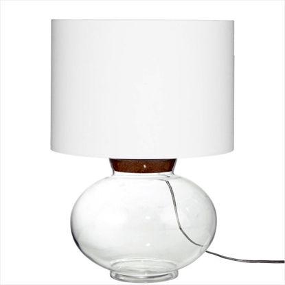 Изображение Лампа настольная LUCY Белый 47х30 см. 10205310