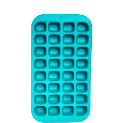Изображение Форма для льда COOL DOWN Голубой 33.5х18х3.5 см. 10205496