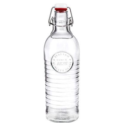 Изображение Бутылка RIFFLE Прозрачный V:1200 мл. 10205715