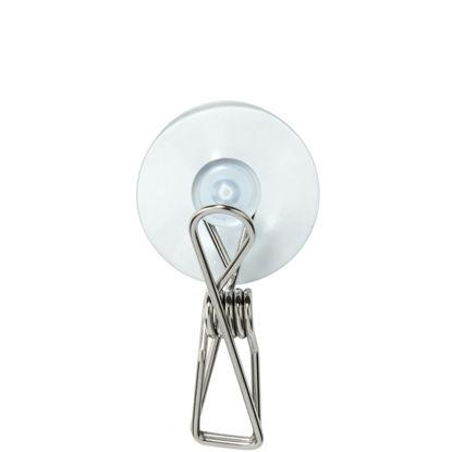Зображення Прищіпка PIN-UP Срібний L:7 см. 10206050