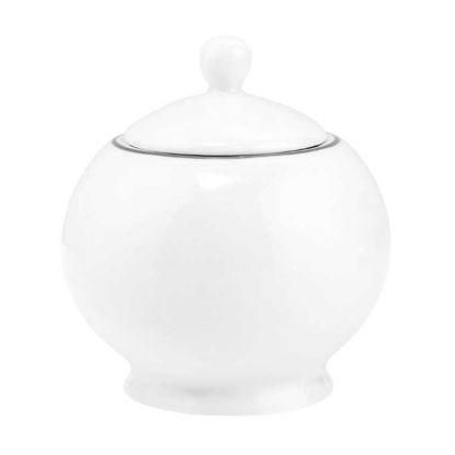 Изображение Емкость декоративная SILVER LINING Белый в сочетании V:300 мл. 10206883