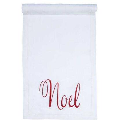 Зображення Підставка NOEL Білий в поєднанні 40х150 см. 10207142