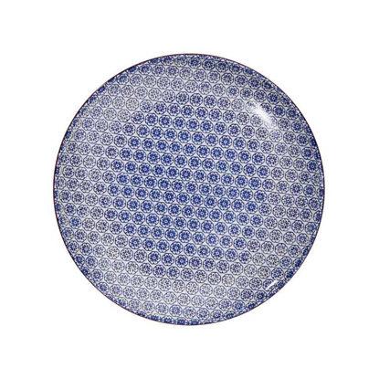 Зображення Тарілка RETRO Синій O:25 см. 10207187