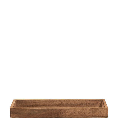 Изображение Подставка кухонная FOREST Коричневый 34х12 см. 10207322