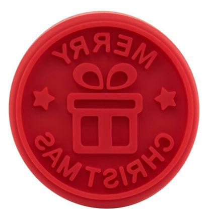Изображение Форма для печенья BISCUIT Красный 7х8.5 см. 10207951