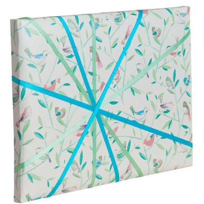 Зображення Дошка декоративна CLIP ART Блакитний 50х35 см. 10208342