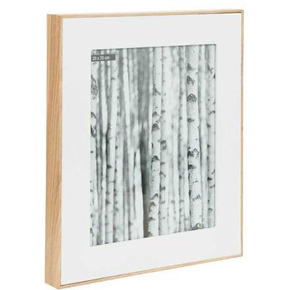 Изображение Рамка для фото PICTURE IT Белый в сочетании 28х33 см. 10208345